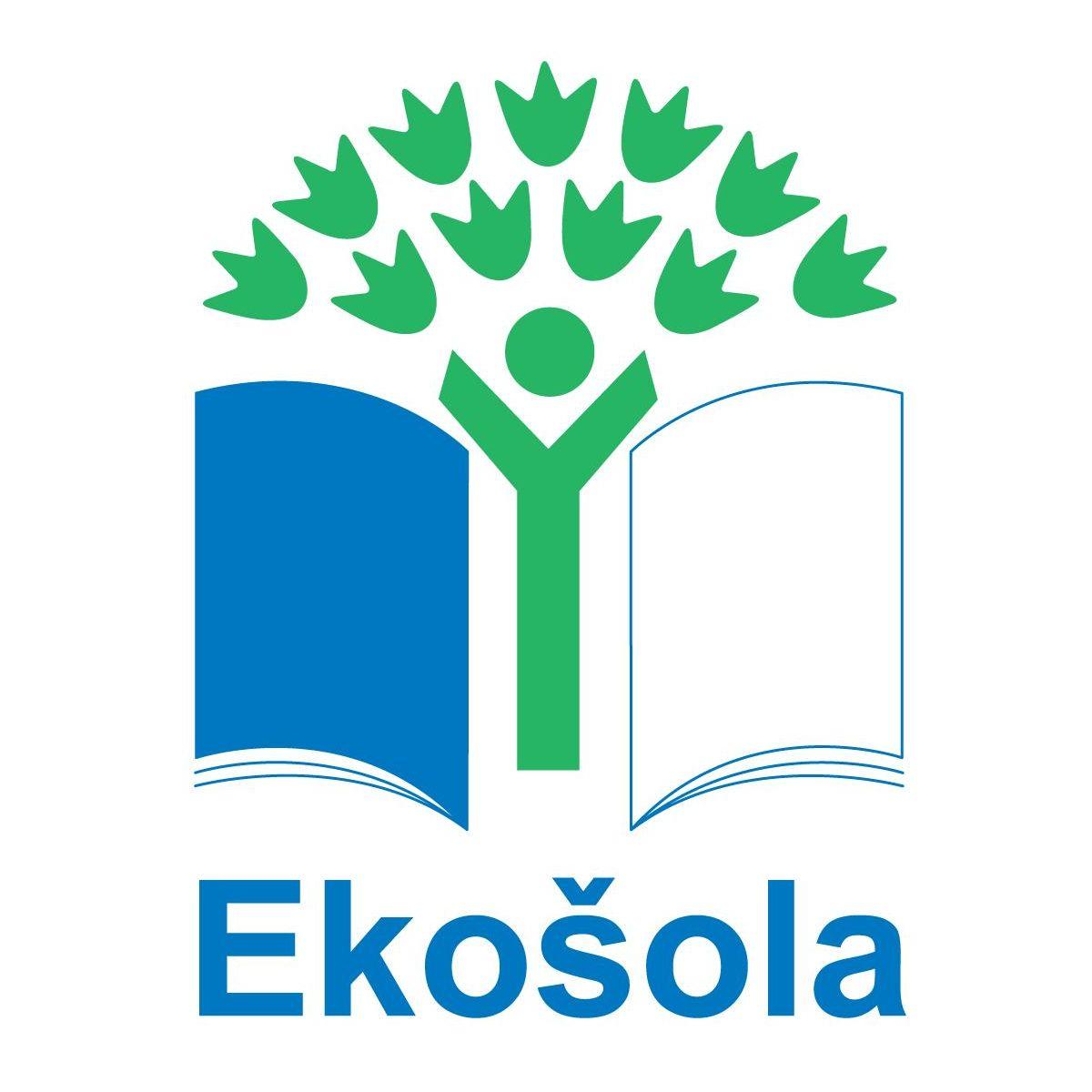 Logotip eko šola